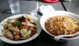 久しぶりの中華料理店 熱田区