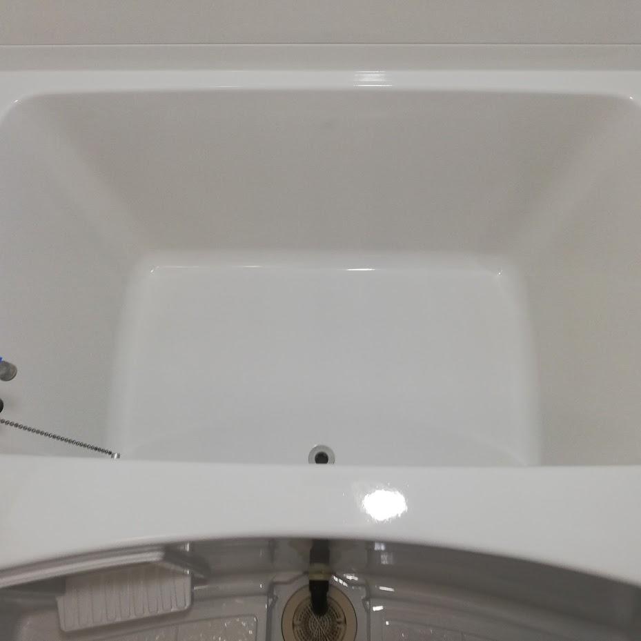 扶桑町FRP浴槽の塗装工事後